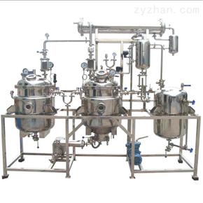实验用热回流多功能提取浓缩设备