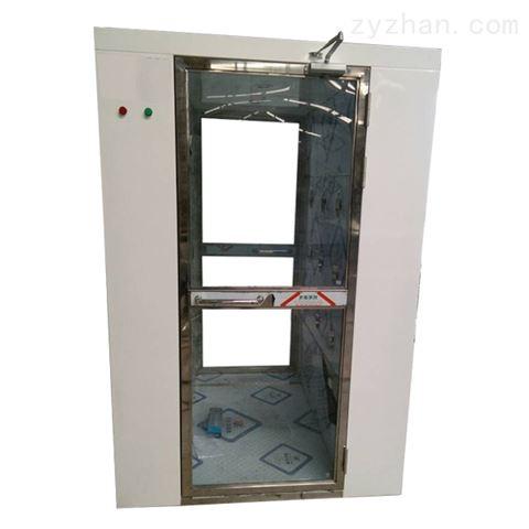 上海外冷板内不锈钢双人双吹风淋室