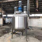 電動液體立式混合不銹鋼罐電加熱攪拌罐