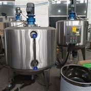 膠水加熱液體混合機恒溫液體攪拌罐