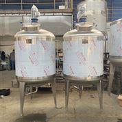 厂家直销发酵储液加热保温啤酒发酵罐现货