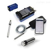 蓝牙智能手机或平板电脑控制无线氧气测量仪