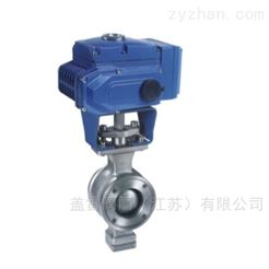 VQ947H盖雷电动V型调节球阀