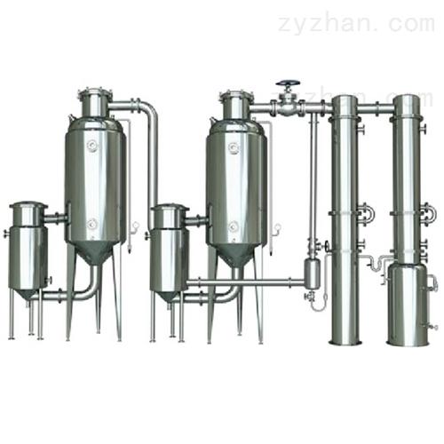 双效酒精回收蒸发器特点