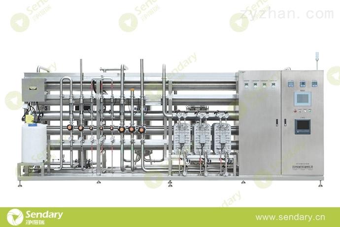 生物醫藥純化水制備系統
