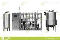 中药饮片用水系统纯化水设备