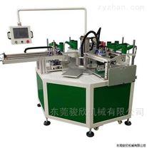广安丝印机厂家酒瓶曲面丝网印刷机