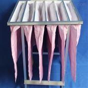 中效空氣過濾袋 無紡布鍍鋅鋁框除塵過濾器