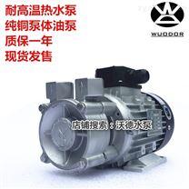 TECOTA MOTORI高温热油泵 YS-30A泵