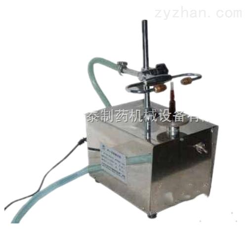 安瓶熔封机技术参数