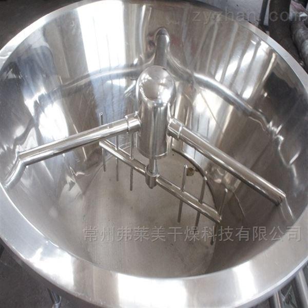 微波面包糠干燥设备、米粉高效沸腾干燥机
