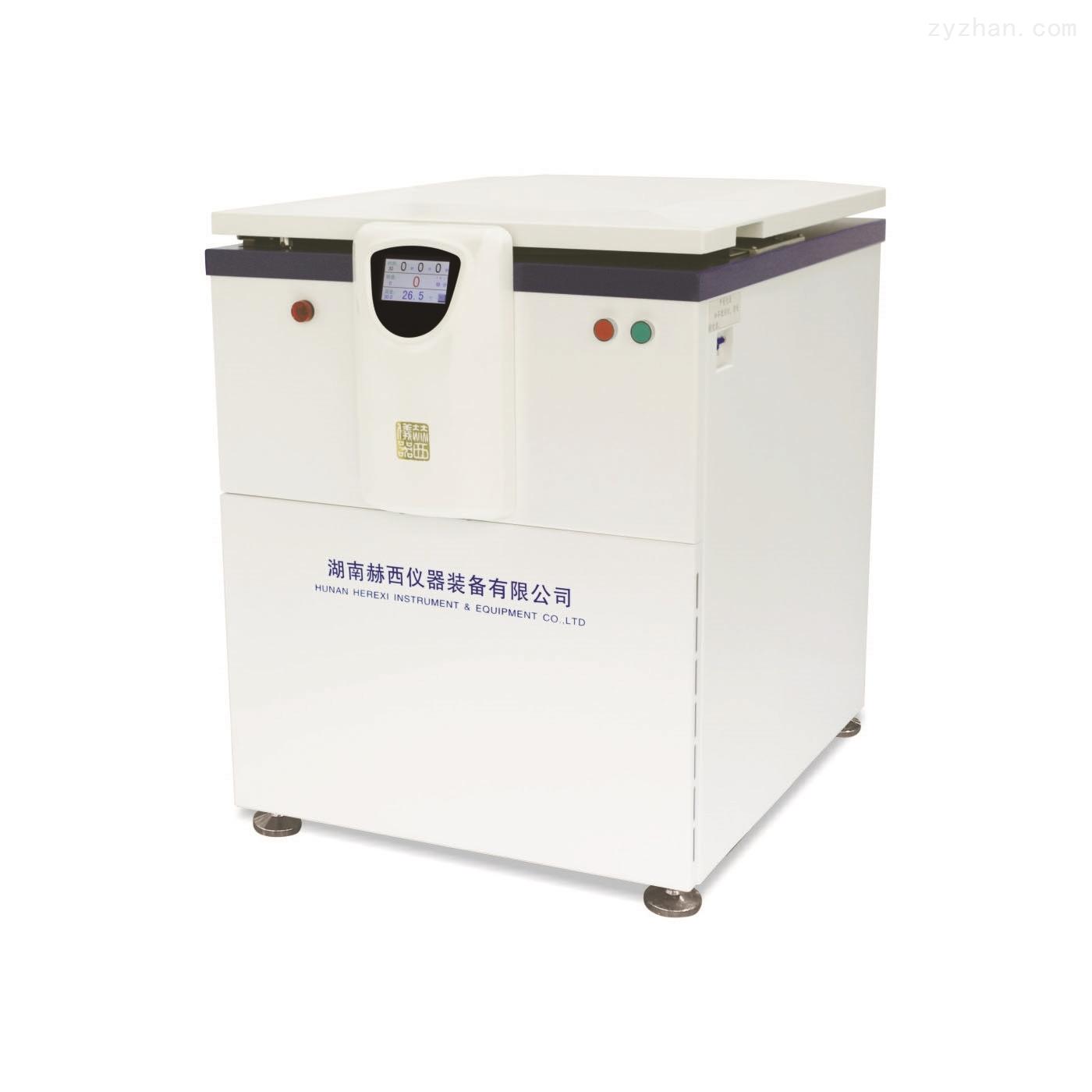 LR8M落地式低速大容量冷冻离心机
