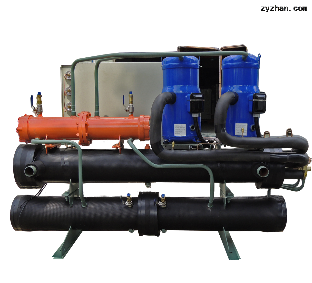 水冷开放式冷水机
