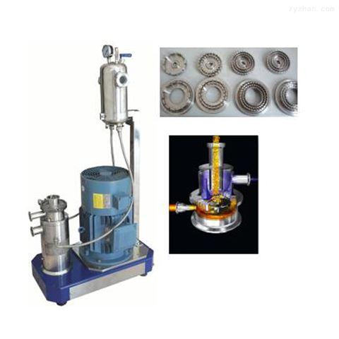 三元材料导电剂研磨分散机