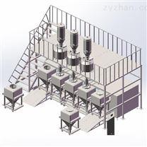 高精度自动配料系统供应