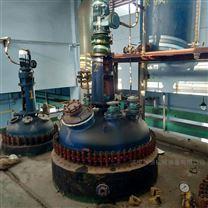 回收闲置设备不锈钢反应釜 搪玻璃搅拌罐