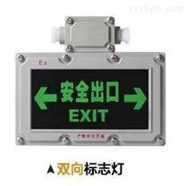 LED防爆出口安全標示燈2*3W
