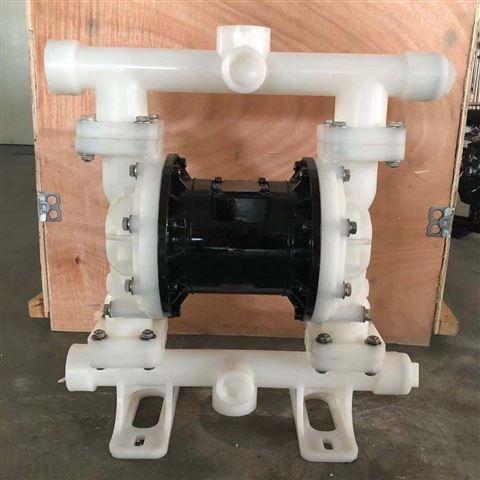 塑料四氟气动隔膜泵