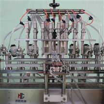 HCGX消毒液灌裝機