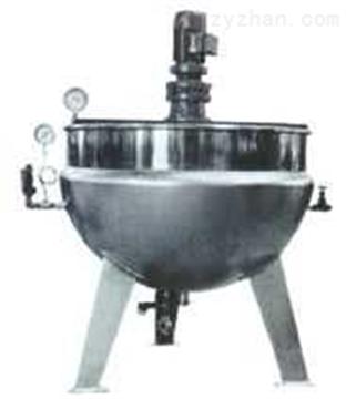夹层锅/固定式夹层锅/夹层蒸汽锅/不锈钢夹层锅
