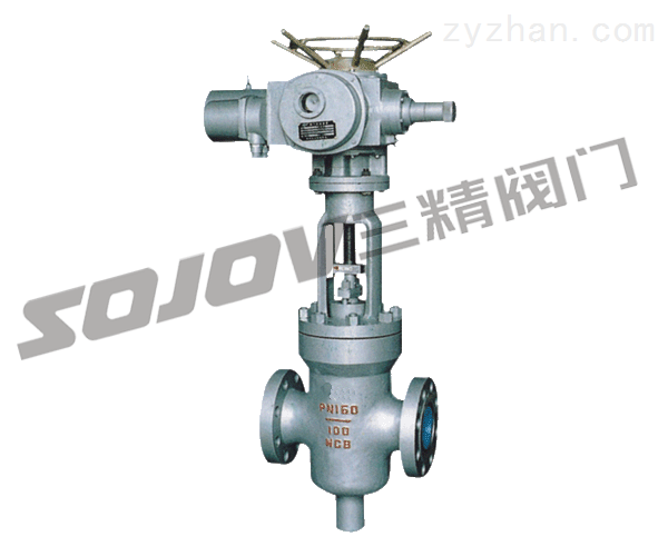 疏水阀图片系列:WSZ944H-160高加危急疏水阀(三精)