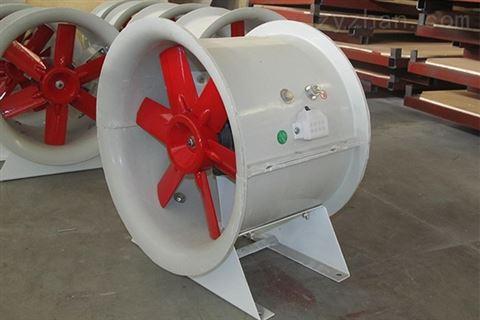 FT35防腐玻璃钢轴流风机