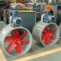 管道式玻璃钢低噪声轴流风机
