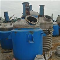 供应二手5吨搪瓷反应釜
