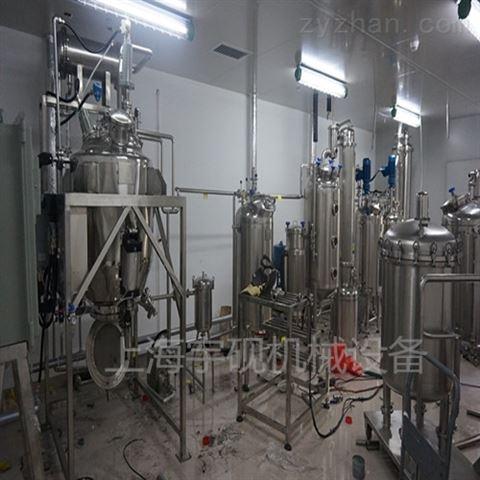 微型小型果汁饮料生产线