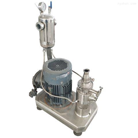 碳铝复合吸波材料三级乳化机