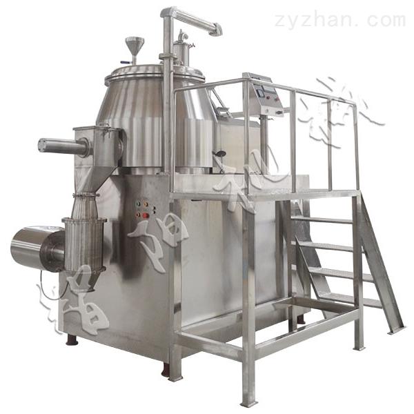 KJZ快速混合制粒机应用