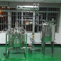 實驗型精油提取罐設備