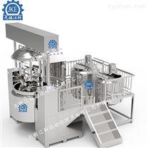 無錫江科VEM 乳品飲料乳化機