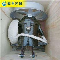 QJB冲压式高速潜水搅拌机