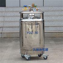 平涼天馳自增壓液氮罐ydz-30升品牌哪個好