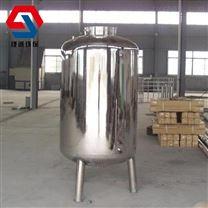 厂家生产不锈钢立式储罐 无菌水箱 防腐耐用