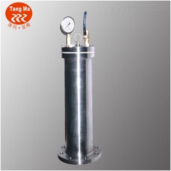 上海气囊活塞式水锤吸纳器