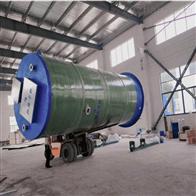 扬州一体化污水提升泵站