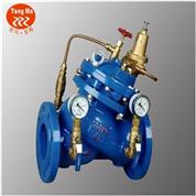 上海隔膜式可调减压阀