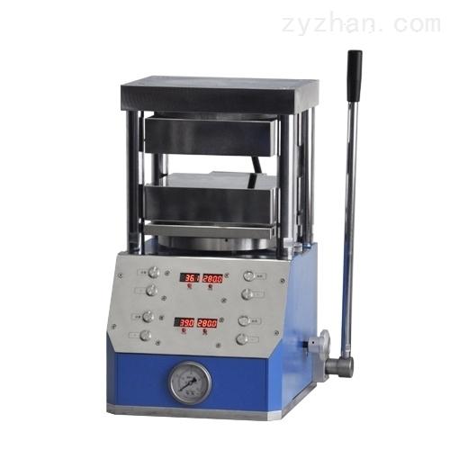 手动热压压片机