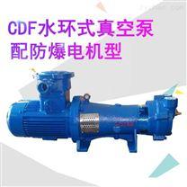 铸造厂用防爆真空泵卧式抽气泵