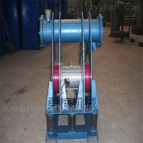 三筒卧式振动磨机-矿山粉碎机