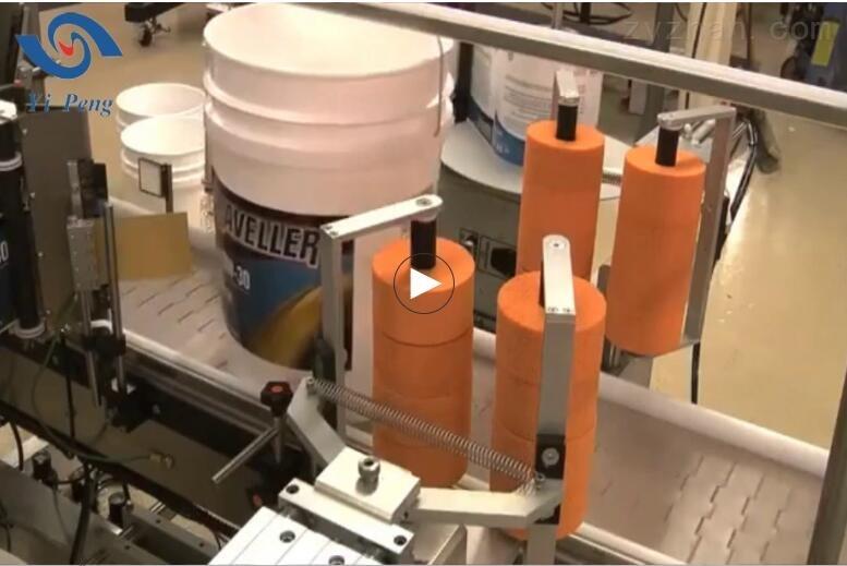 大桶雙面打印貼標機