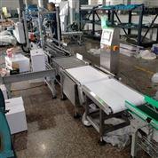 在线重量检测设备自动称重剔除机水果检重秤
