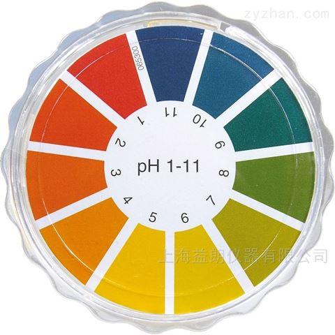 pH 1-11 单色pH试纸
