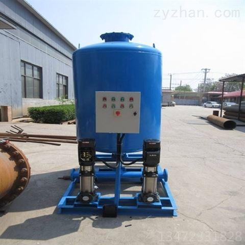 满洲里定压补水真空脱气装置