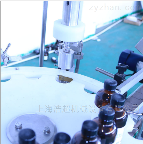 高粘度直线式糖浆灌装机