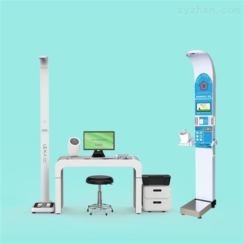 健康小屋多功能智能体检一体机