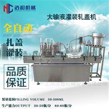 HCGX-100/1000型上海浩超液体灌装生产线