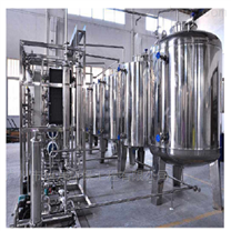 自贡GMP药典双管板多效蒸馏水机厂家